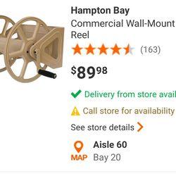 Hampton Bay Dual Mount Hose Real  Thumbnail