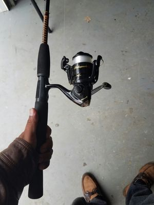 Fishing rod for Sale in Lawrenceville, GA