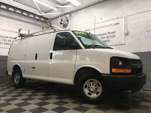 339fb2282750bd Chevy Express 2500 3 4 Ton Cargo Van for Sale in Cleveland