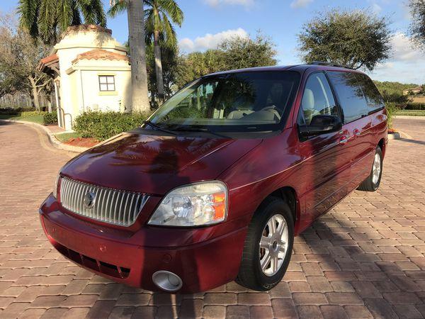 2004 mercury minivan