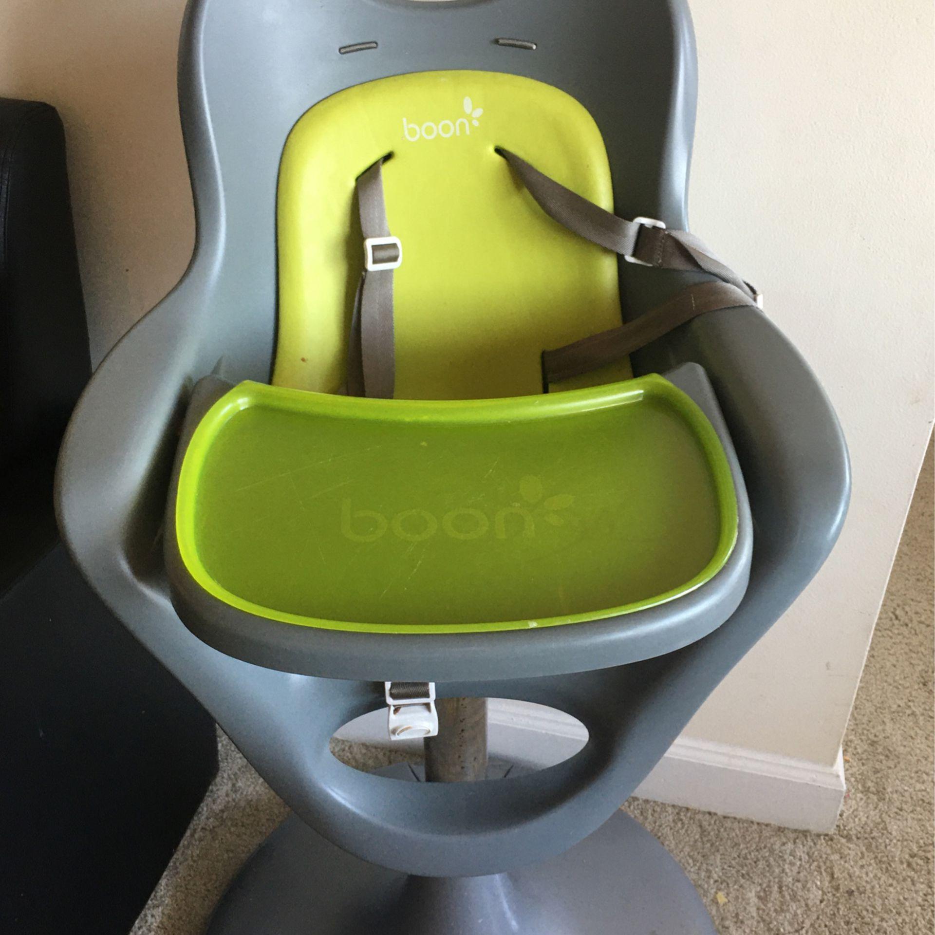 Boon  Kids High Chair