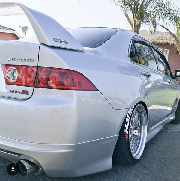 Acura TSX Mugen Wing ( Honda Accord EuroR ) For Sale In