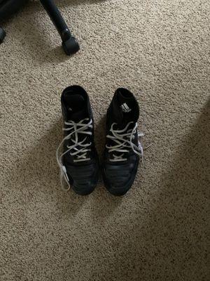 Photo Adidas wrestling shoes size 12