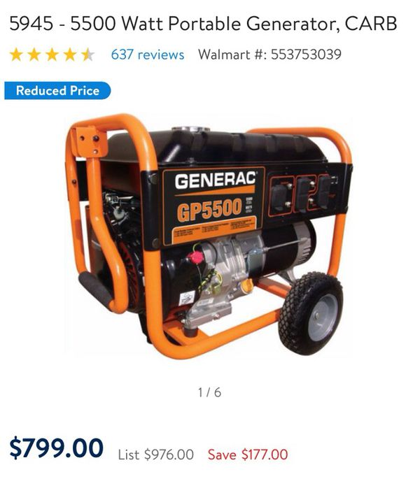 Generator for Sale in Port St  Lucie, FL - OfferUp