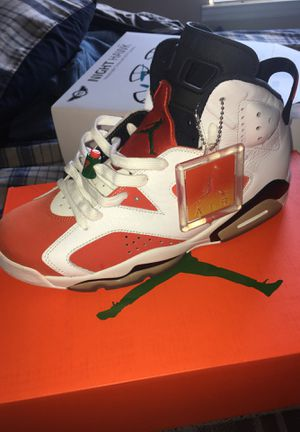 f7efed0f87e47d Jordan retro 6 (Gatorade) size 10 for Sale in McDonough