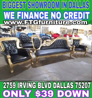 Sofa couch chairs for Sale in Plano, TX