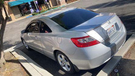 2007 Honda Civic Thumbnail