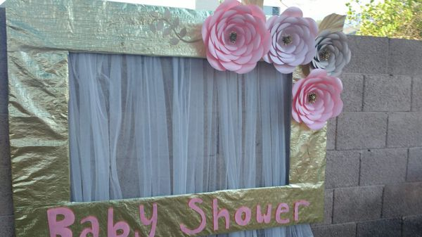 Baby Shower Picture Frame For Sale In Phoenix Az Offerup
