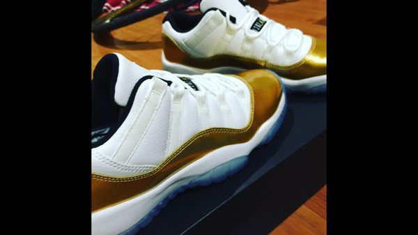 9f0a471af25 Air Jordan 11 low closing ceremony for Sale in San Jose, CA - OfferUp