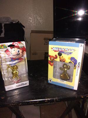 Amiibo Gold Editions for Sale in Mesa, AZ