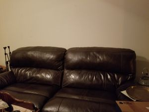 Astounding New And Used Leather Couch For Sale In Bristol Tn Offerup Short Links Chair Design For Home Short Linksinfo