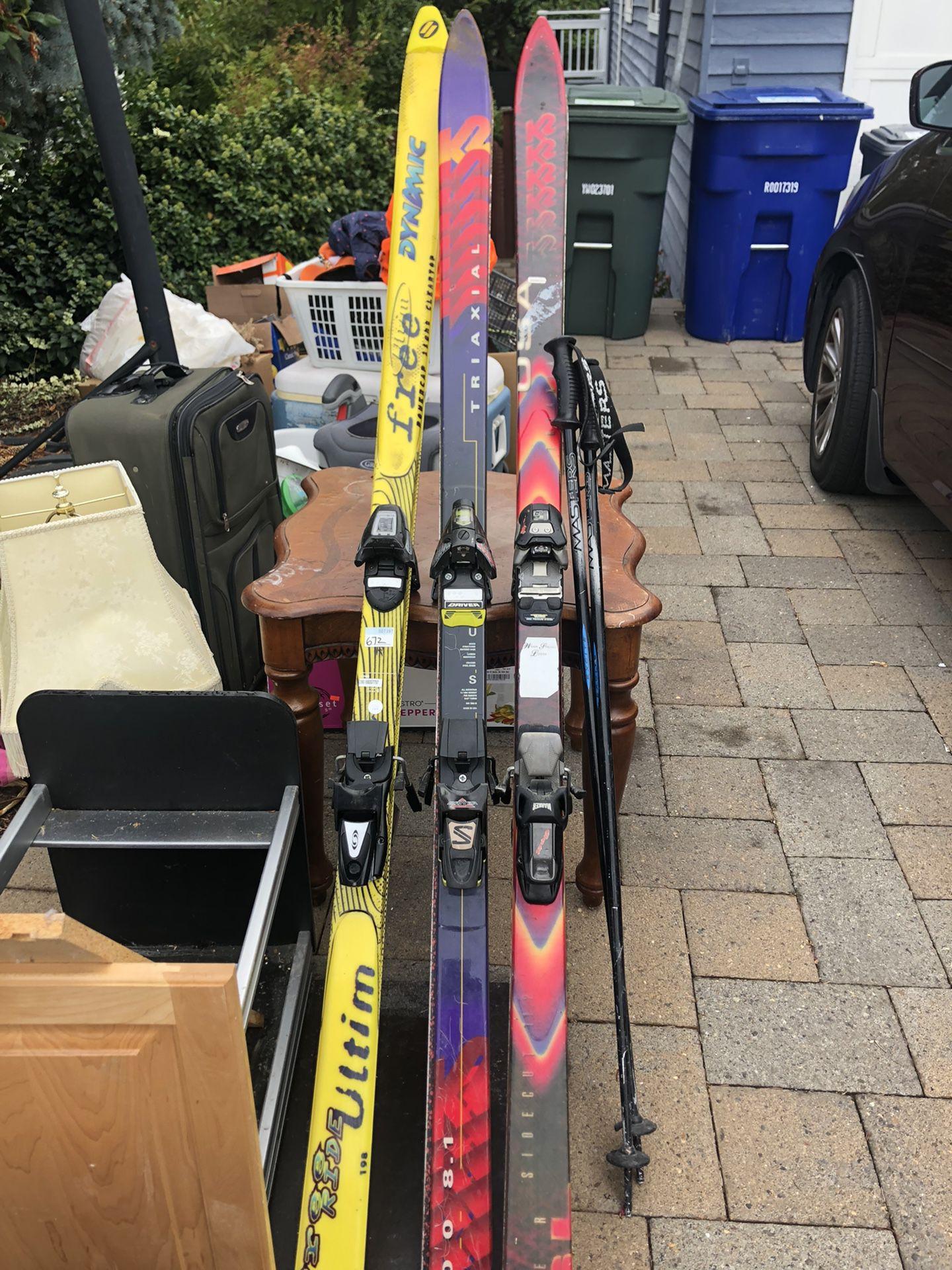 Ski Gears