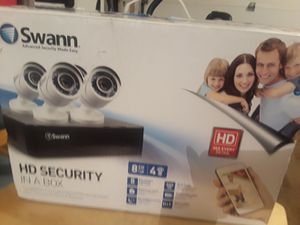 Swann Security System for Sale in Joint Base Lewis-McChord, WA