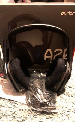 Astro A20 Wireless Headset for PS4 Thumbnail