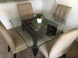 Dining Table With Chairs For Sale In Eugene OR
