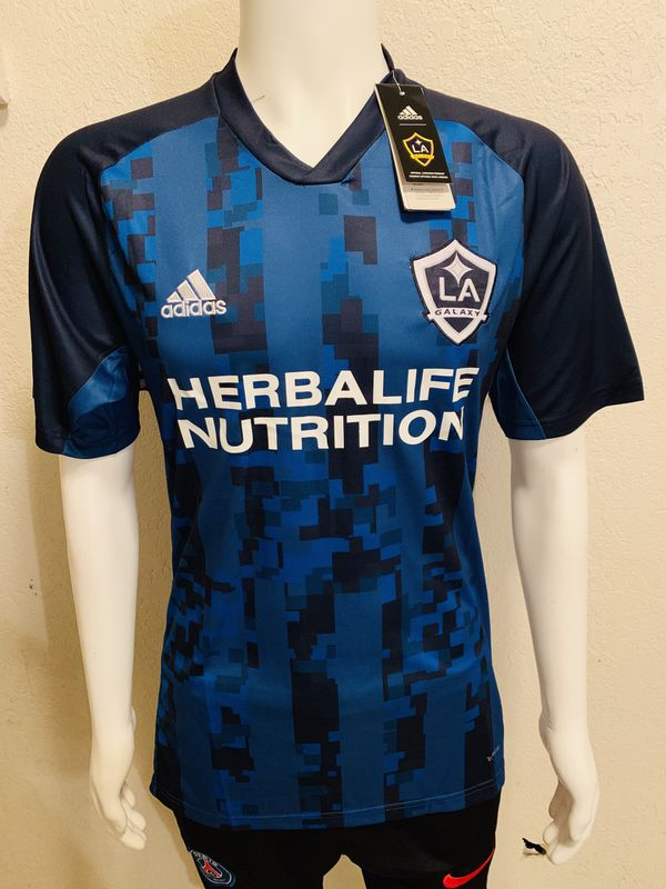 buy popular c0c40 b764e LA Galaxy Away Jersey 19/20 for Sale in Moreno Valley, CA - OfferUp