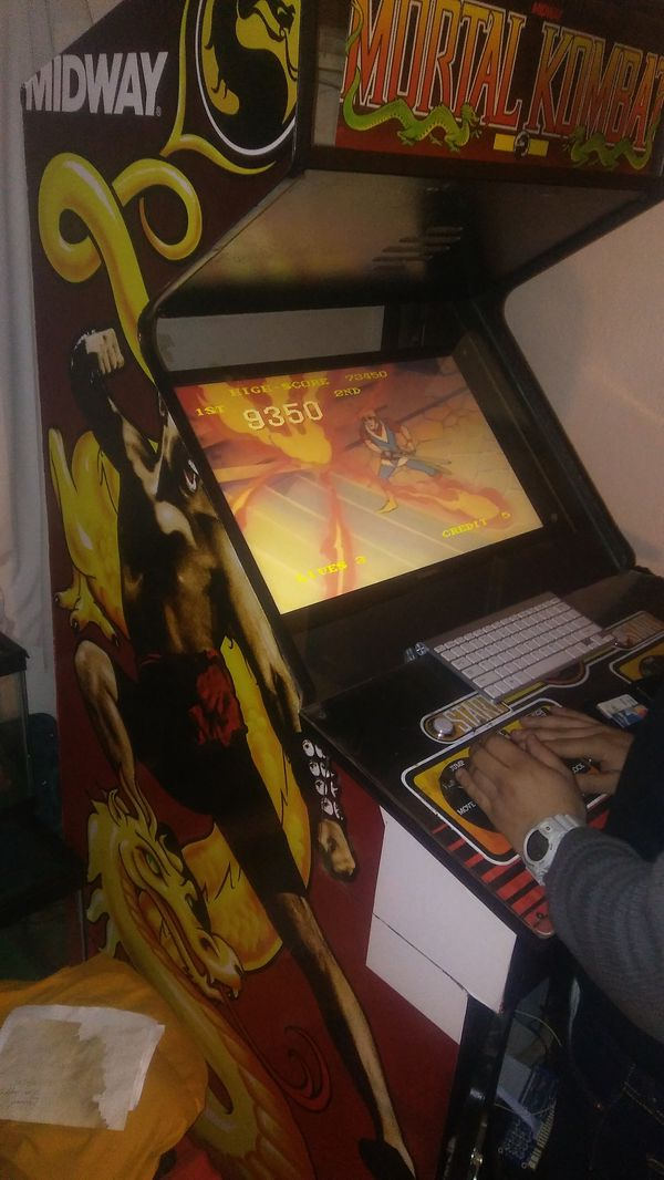 Enjoyable Arcade Game Cabinet Includes Over 3 000 Games For Sale In Orosi Ca Offerup Download Free Architecture Designs Remcamadebymaigaardcom