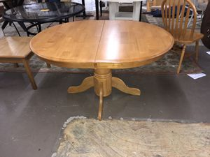 Dining Table With Leaf For In Albuquerque Nm
