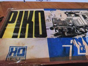 Vintage rare Piko Modebahn Junior Train set HO scale 1:87 locomotive for Sale in Rockville, MD