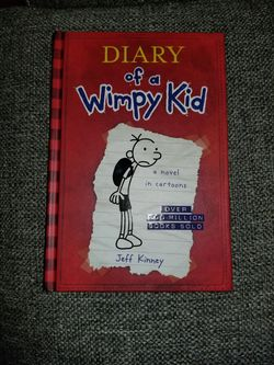 2 Diary of a Wimpy kid books Thumbnail