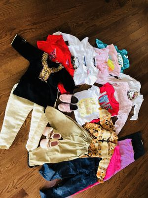 Baby girl clothes and shoes for Sale in Centreville, VA