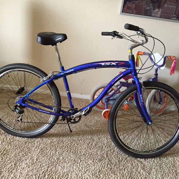 29 Mens Genesis Astra Gx7 Bike Blue For Sale In Irving