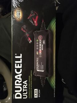 Duracell Portable Battery Charger Thumbnail