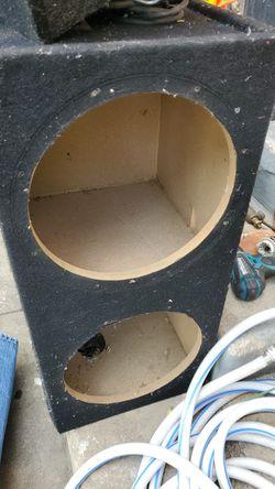 12 inch subwoofer enclosure Thumbnail
