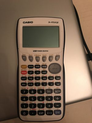 Casio graphing calculator for Sale in Holly Springs, NC