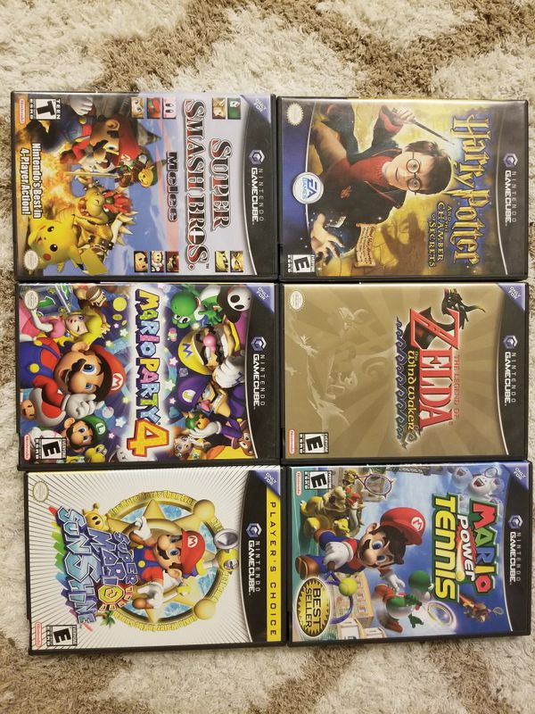 Nintendo Gamecube games for Sale in Redmond, WA - OfferUp