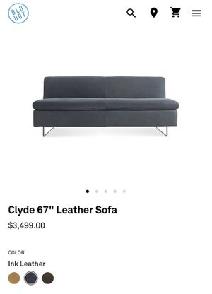 New and Used Leather sofas for Sale in Seattle, WA - OfferUp