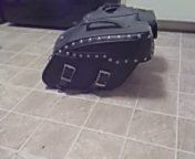 Used, Motorcycle Saddle bags for sale  Tulsa, OK