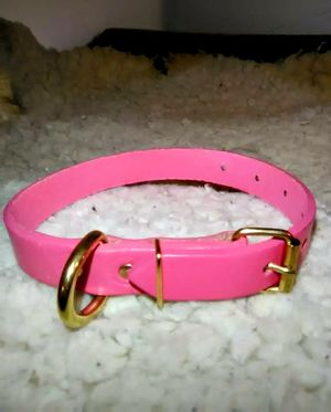 """Pink 100% Leather """"Dog Collar"""" for Sale in Glendora, CA"""