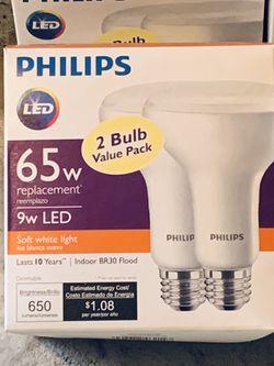 Philips65 watt flood light Thumbnail