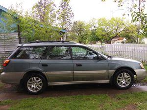 Photo 2001 Subaru Outback all-wheel-drive