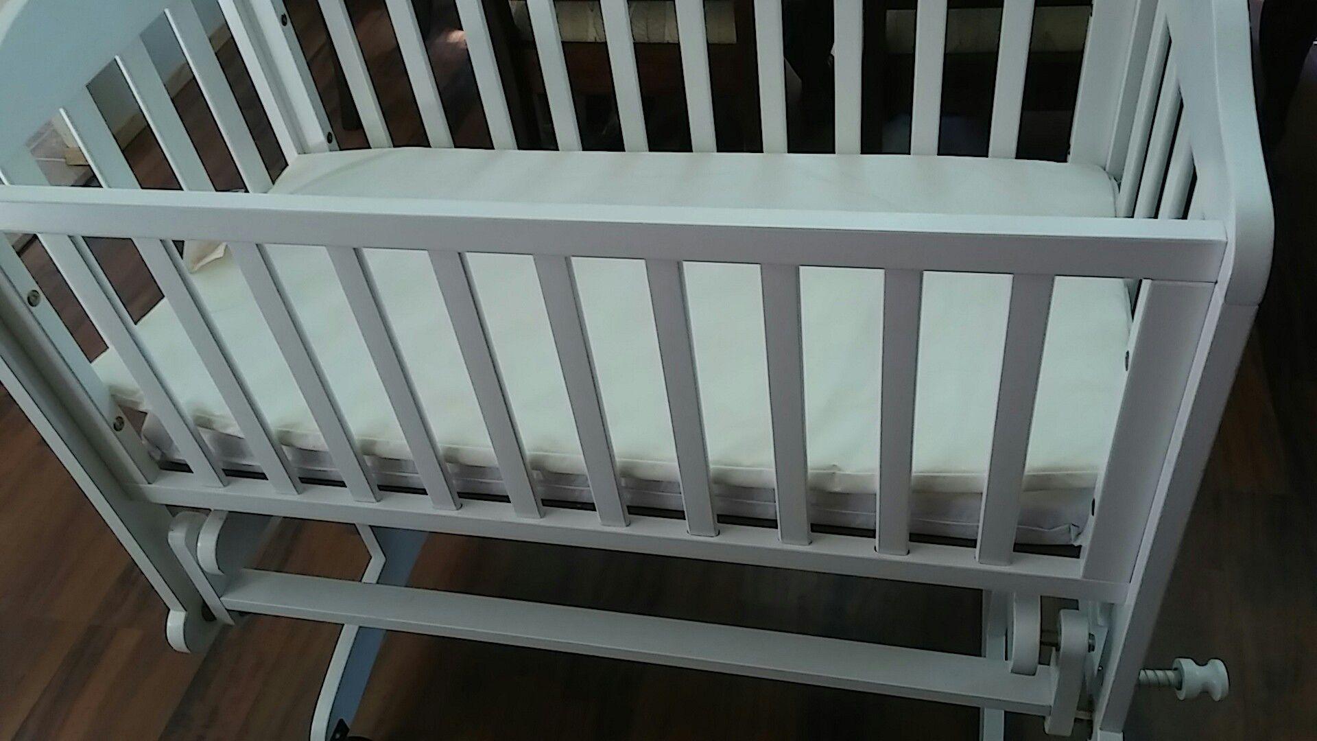 Mini Rocking Crib