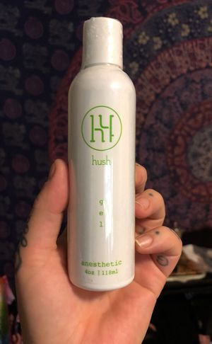 Hush anesthetic gel unopened for Sale in Pittsburgh, PA