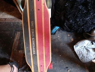 Kryptonite skateboard Thumbnail