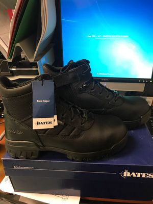 Brand New Men's 8.5 bates Military boots for Sale in Germantown, MD