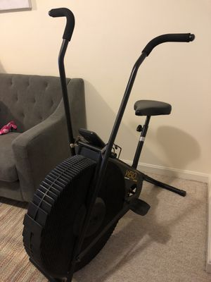 Weslo Airdyne exercise bike - barely used for Sale in Rockville, MD