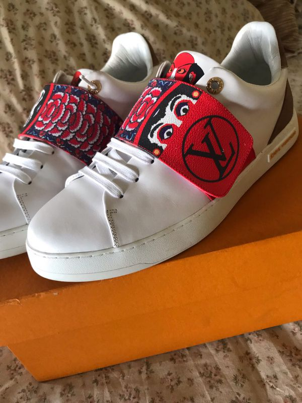 8183e218f0f4 Louis Vuitton sneakers Limited Edition Mens for Sale in Bronx