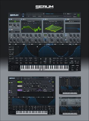 Serum Synth Plugin For In Las Vegas Nv