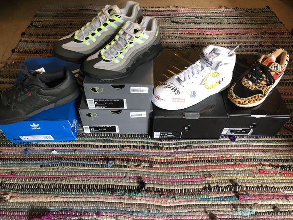 the latest 94346 1a3d8 Supreme AF1, Safari AM1, Zoom Vapor AM95, Yeezy Powerphase for Sale in  Santa Monica, CA - OfferUp