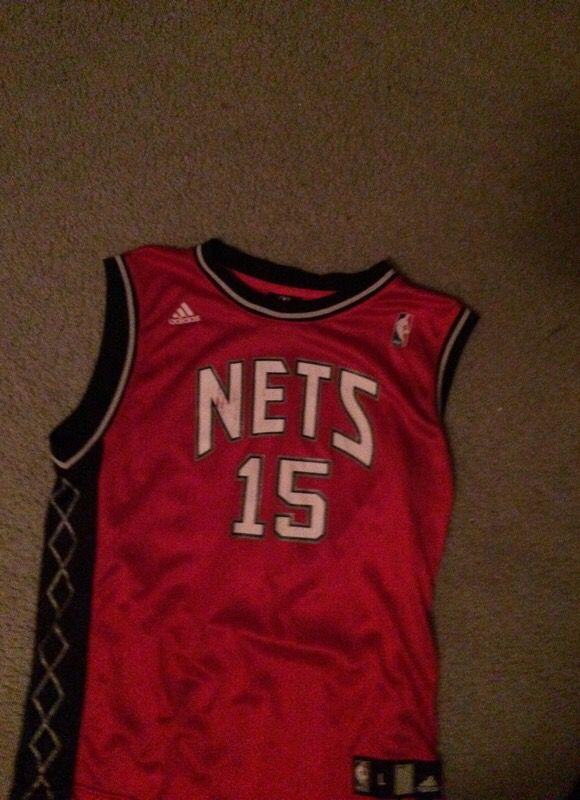 57caa984d1f Vince carter New Jersey Nets jersey for Sale in Shoreline