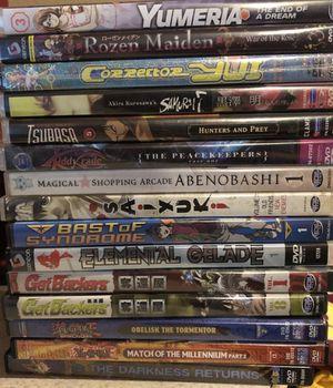 ANIME DVD LOT for Sale in Tavares, FL