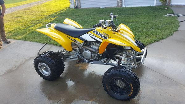 yfz 450 special edition yellow
