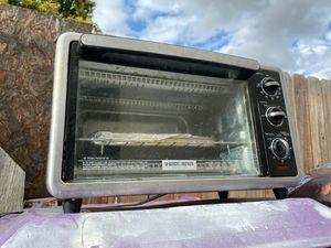 Photo Black & Decker Toaster Oven