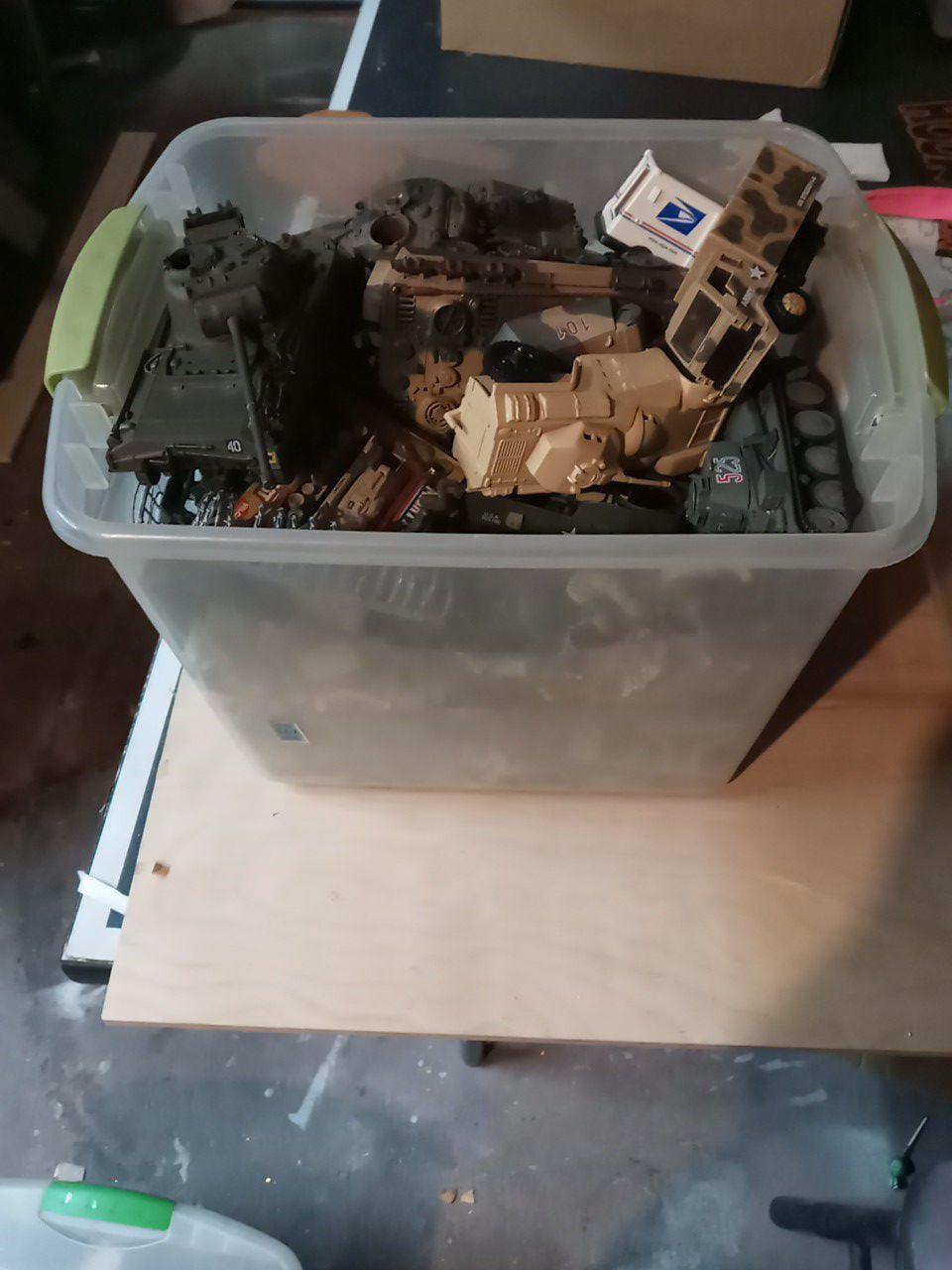 Army toy soilders