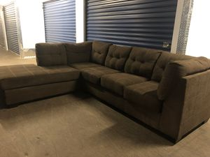 New and Used Sectional couch for Sale in Elizabeth, NJ - OfferUp
