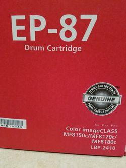Ep-87 Canon toner and cartridge Thumbnail